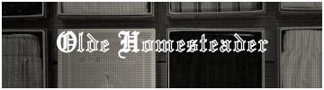 Olde Homesteader